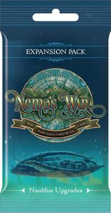 Nemo's War (second edition): Nautilus Upgrades Expansion Pack (2018) - Play Board Games