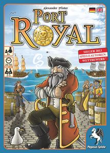 Port Royal - Play Board Games