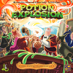 Potion Explosion The Fifth Ingredient - Play Board Games
