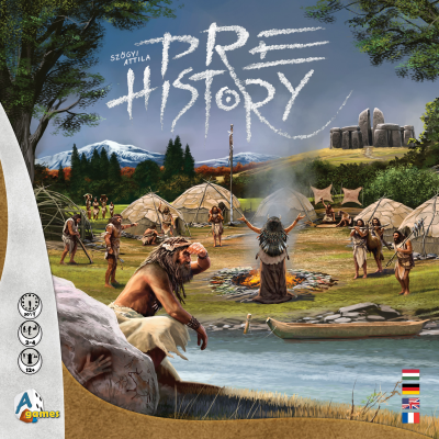 Prehistory - Play Board Games