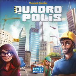 Quadropolis - Play Board Games