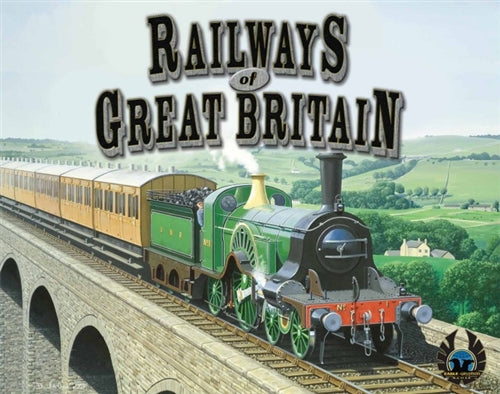 Railways Of Great Britain (2017)