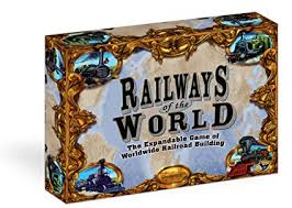 Railways of The World (Standard Edition) - Play Board Games