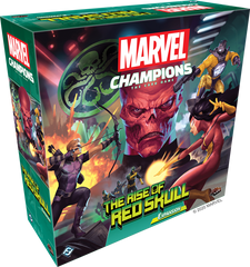 Marvel Champions: Rise of Red Skull