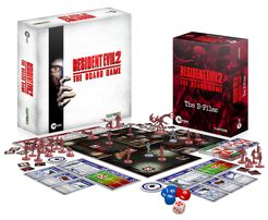 Resident Evil 2 - Play Board Games