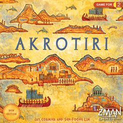 Akrotiri Revised - Play Board Games