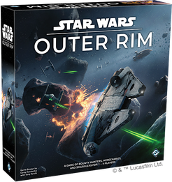 Star Wars : Outer Rim - Play Board Games
