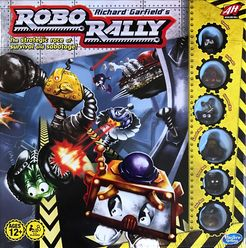 Robo Rally - Play Board Games