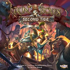 Rum & Bones : Second Tide - Play Board Games