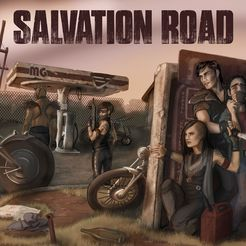 Salvation Road - Play Board Games