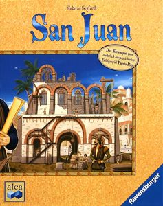San Juan - Play Board Games