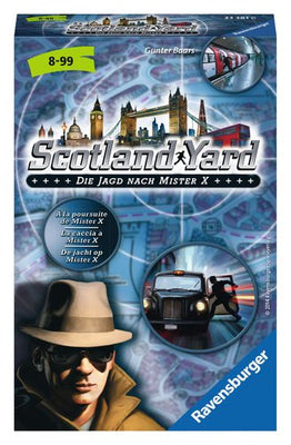 Scotland Yard The Hunt for Mr X - Play Board Games