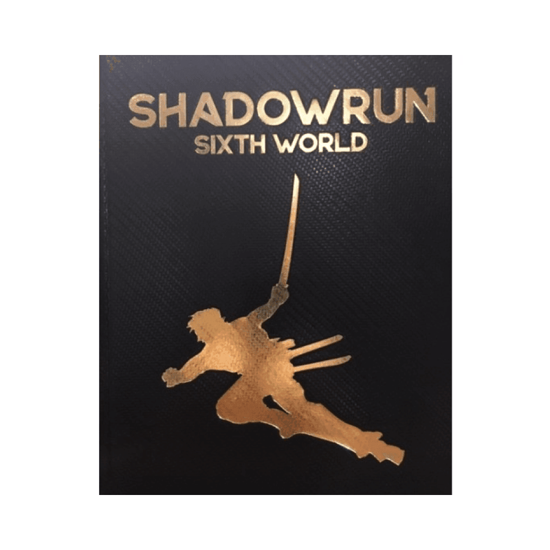 Shadowrun: Sixth world Collectors edition