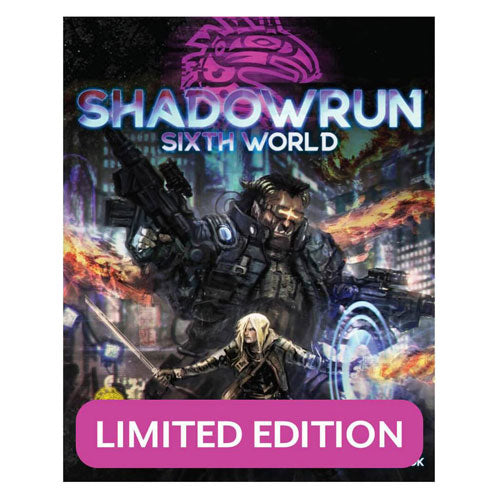 Shadowrun : Sixth Edition Limited Edition