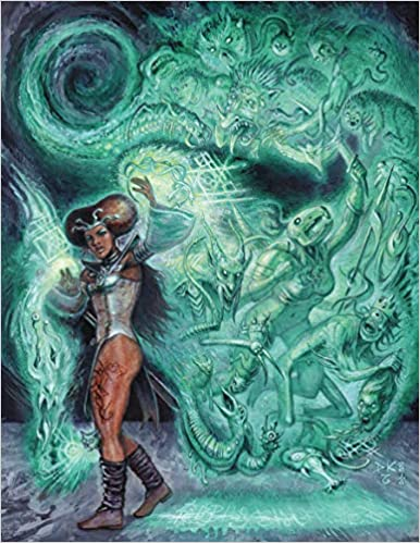 Dungeon Crawl Classics: Shanna Dahaka Limited Edition (Hardback)
