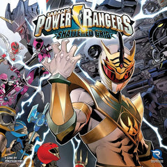Power Rangers: Heroes of The Grid:The Shattered Grid