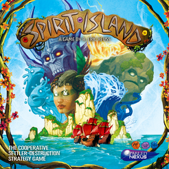 Spirit Island - Play Board Games