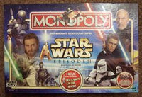 Star wars episode 2 Monopoly - Play Board Games