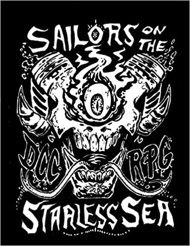 Dungeon Crawl Classics: Sailors Of The Starless Sea (Foil Collectors edition)