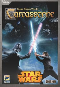 Star Wars Carcassonne - Play Board Games