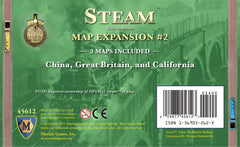 Steam : Rails to Riches Map Expansion 2