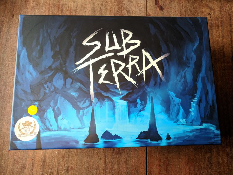 Sub Terra Collectors edition