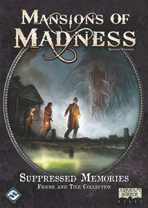 Suppressed Memories- Mansions of madness Second edition - Play Board Games