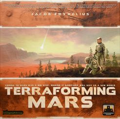 Terraforming Mars - Play Board Games