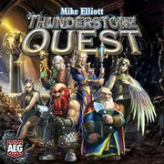 Thunderstone Quest (Back to the Dungeon) Champion & barricades Pledge) - Play Board Games