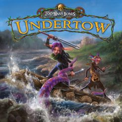 Too Many Bones Undertow - Play Board Games