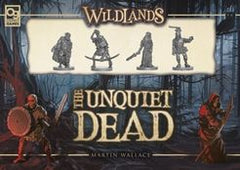 Wildlands : The unquiet dead