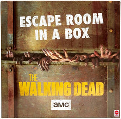 Escape Room in a Box: The Walking Dead