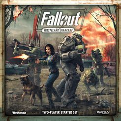 Fallout: Wasteland Warfare - Play Board Games