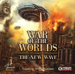 War of The Worlds : The New Wave Game