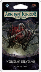 Weaver of The Cosmos: Arkham Horror LCG