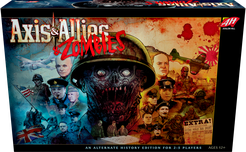 Axis and Allies : Zombies - Play Board Games