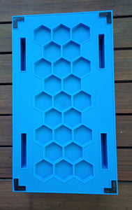 The Honeycomb base gives added strength giving years of use