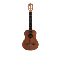 ALOHA TENOR SM2400E SOLID TOP WITH PICKUP -
