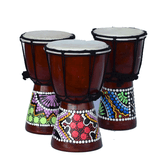 DJEMBE SERIES ECKO INDIE - 20CM - CANDY DESIGN