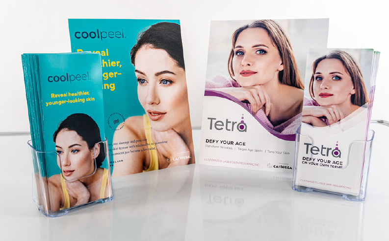 SmartXide Tetra CO2 & CoolPeel Marketing Starter Kits
