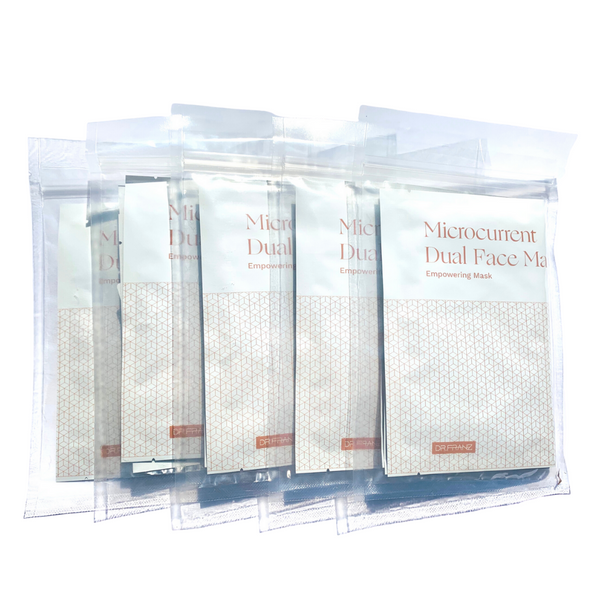 Microcurrent Dual Face Mask (Pack of 10)