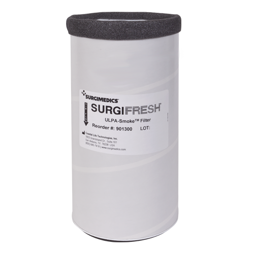 Surgimedics ULPA Filter for Surgifresh Smoke Evacuator