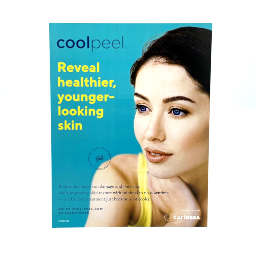CoolPeel Counter Cards