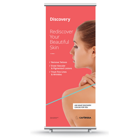 Discovery Pico Pop-Up Banner