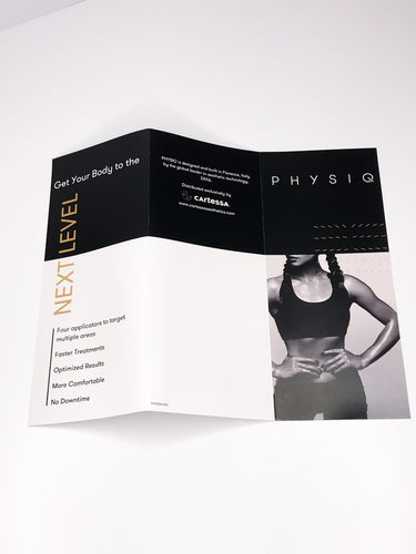 Physiq Patient Brochures