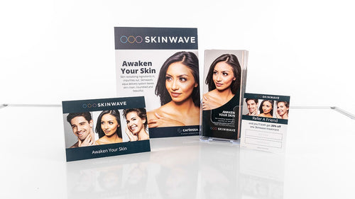 Skinwave Marketing Kit