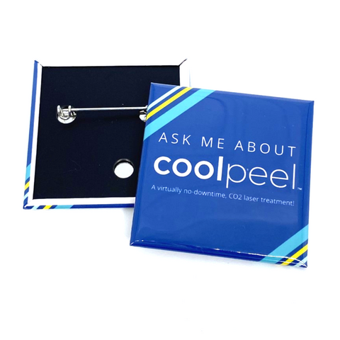 CoolPeel Pins