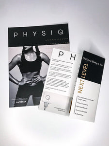 Physiq Starter Kit
