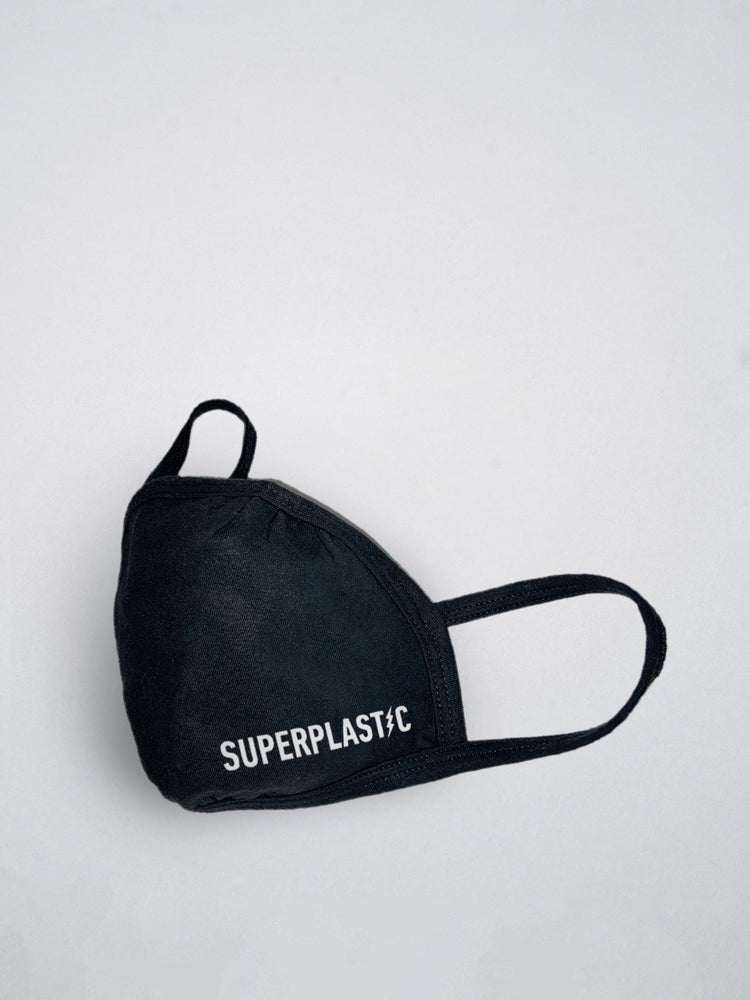 Superplastic Branded Face Mask