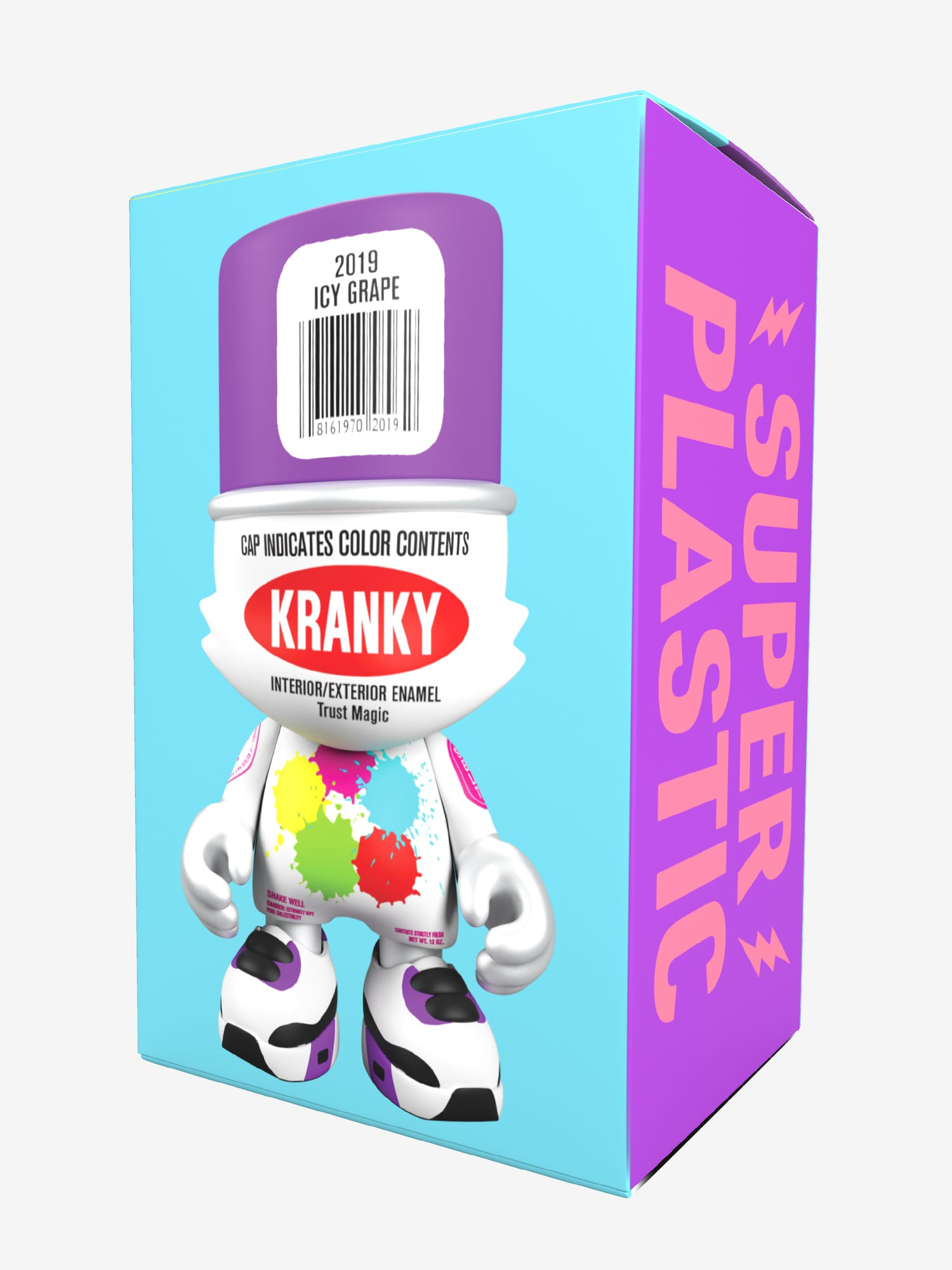 Icy Grape SuperKranky by Sket One